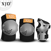 Sports Protective Gear Set For Kids - 6pcs | XJD BABY