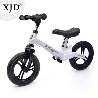 Balance Bike For Kids- XJD BABY-White