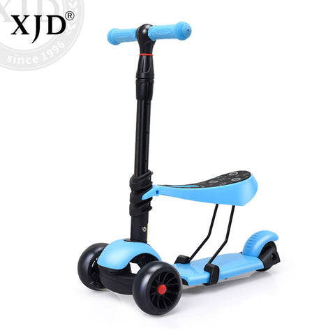 2-in-1 Kids Scooter With Removable Seat | XJD BABY