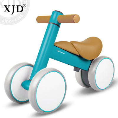 XJD® Baby Balance Bike with Adjustable Seat and Handle Height