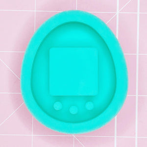 Small Mold - Medium Tamagotchi (Backed) - Chala Atelier & Supplies