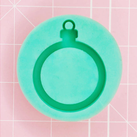Round Mold - Ornament (Backed Grippie) - Chala Atelier & Supplies