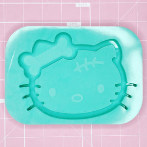 Tray Mold: Goodbye Kitty Tray
