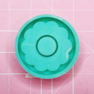 Round Mold - Frosted Donut Shaker (Backed) - Chala Atelier & Supplies