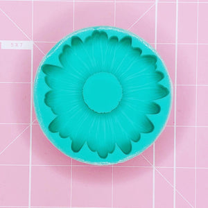 Round Mold - Daisy (Backed) - Chala Atelier & Supplies