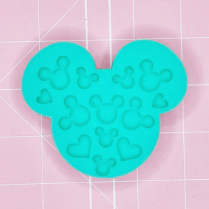 Bits Mold - Lil Bits v.4 (Mouse Ears) - Chala Atelier & Supplies