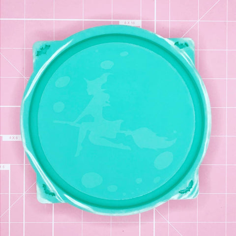 Tray Mold - Witch / Light Of The Moon Tray (Backed) - Chala Atelier & Supplies