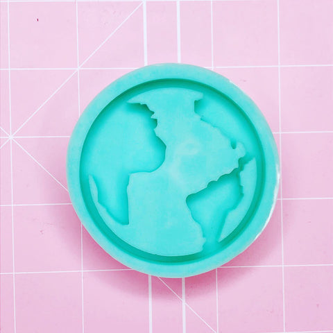 Round Mold - World / Earth - Chala Atelier & Supplies