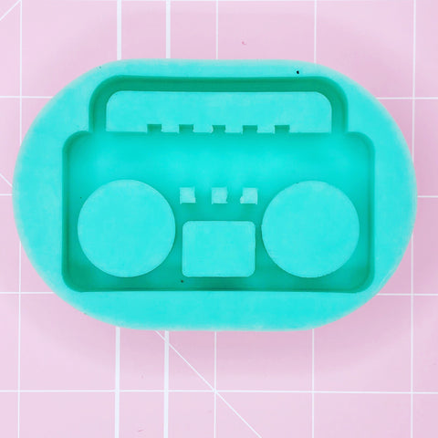 Boom Box Mold - Chala Atelier & Supplies