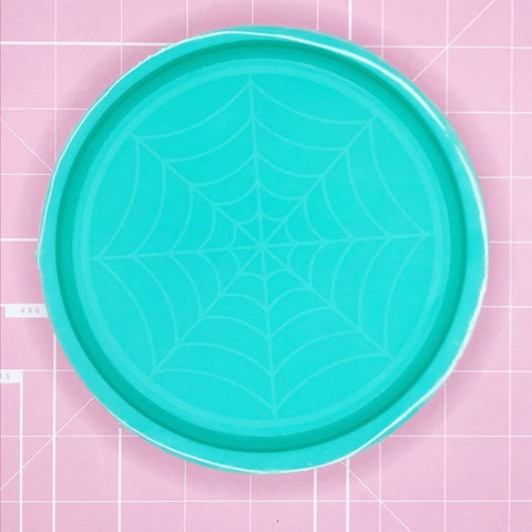 Tray Mold - Spider Web Tray (Backed) - Chala Atelier & Supplies
