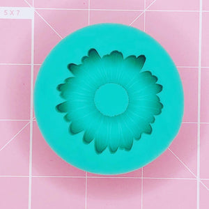 Round Mold - Daisy (Backed Grippie) - Chala Atelier & Supplies