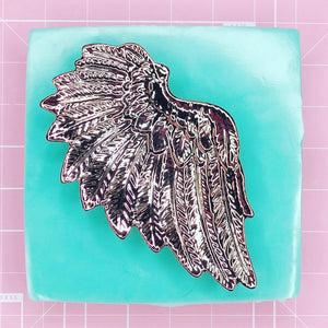 Tray Mold: Angel Wing Dish/Tray
