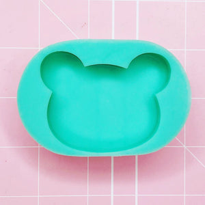Medium Mold - Bear Head - Chala Atelier & Supplies