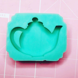 Rectangle Mold -  Teapot (Solid) - Chala Atelier & Supplies
