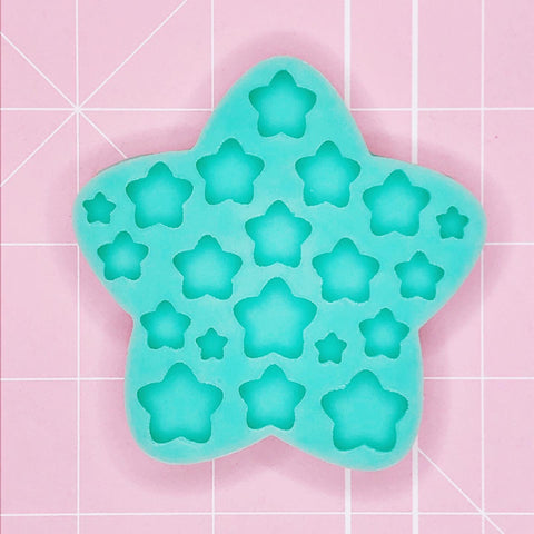 Star Mold - Lil Bits v.2 - Chala Atelier & Supplies