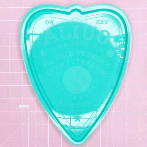 "Tray Mold - 10"" Etched Planchette Tray (Backed) - Chala Atelier & Supplies"