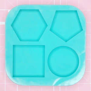 Palette Mold: Basic Shapes Solid Palette [Solid]