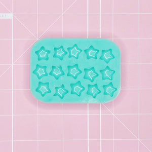 Bits Mold - Demi Puffy Stars