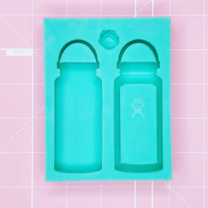 BF2020 -Palette Mold: Hydro Flask Palette Duo [Backed / Solid]