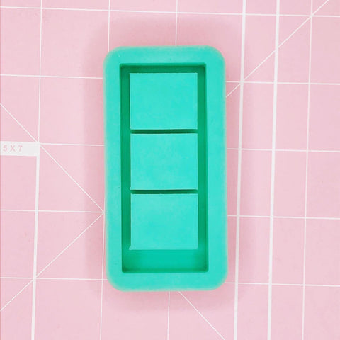 Rectangle Mold - Photobooth Photo Strip (Backed) - Chala Atelier & Supplies