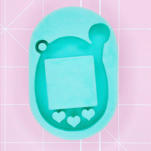 Small Mold - Tama (Heart Buttons) - Chala Atelier & Supplies