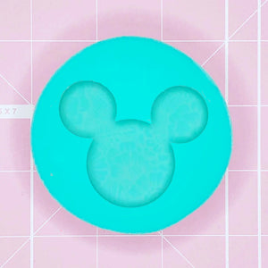Single Grippie Mold: Tropical Mickey Grippie [Solid]