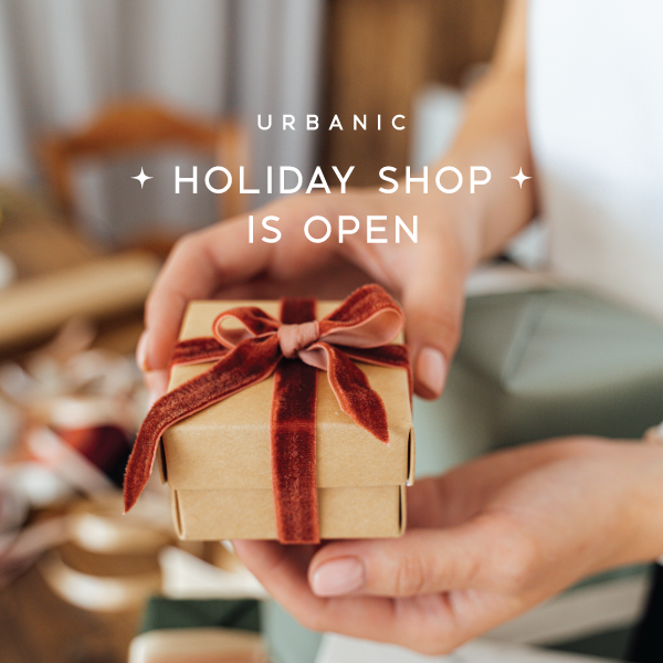 The Urbanic Holiday Shop is now open!