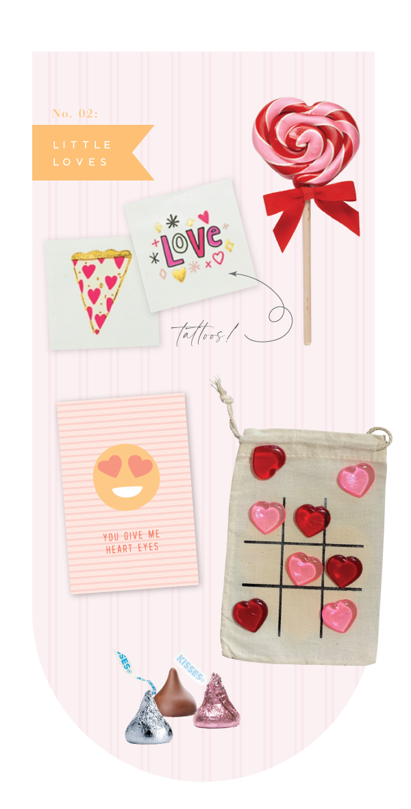 Valentine Gift Boxes (no.02 — Little Loves)