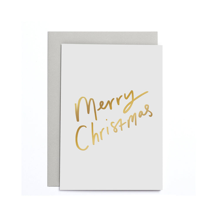 Merry Christmas Small Card