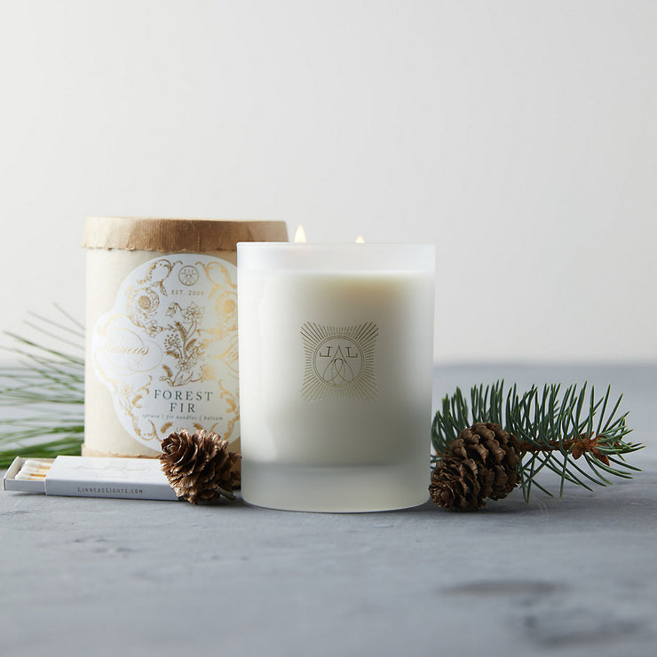 forest fir 2-wick 11oz candle