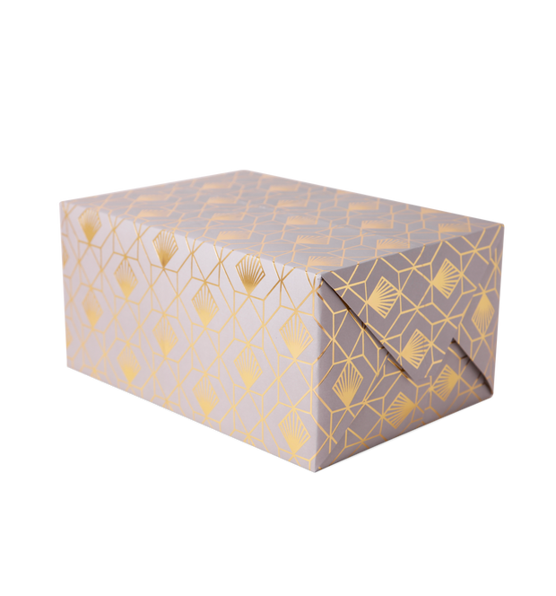 ett hem gold foil wrapping sheet