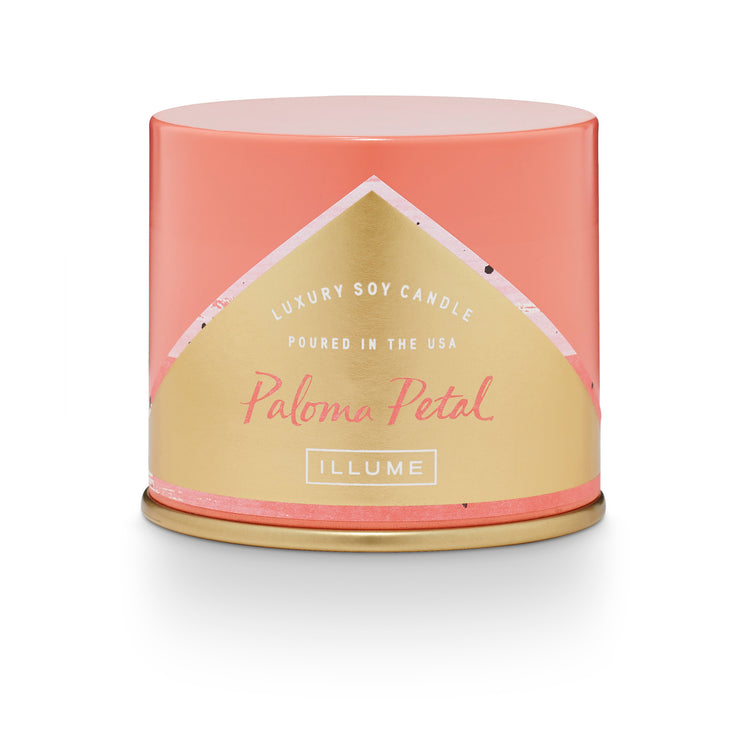paloma petal candles