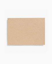 kraft paper stationery - various sizes