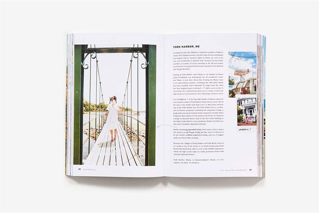 wanderful book - the modern bohemian's guide to traveling in style