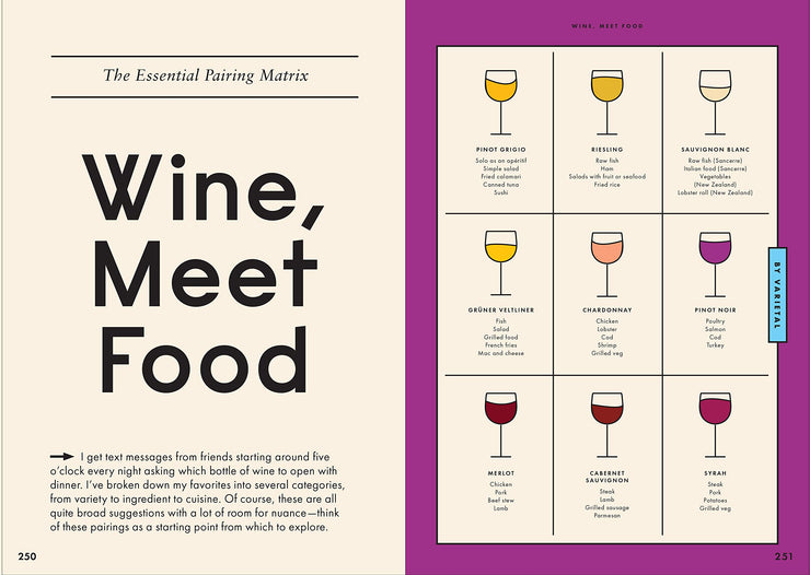 wine simple : A Totally Approachable Guide from a World-Class Sommelier