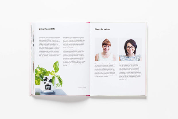how to raise a plant: and make it love you back book