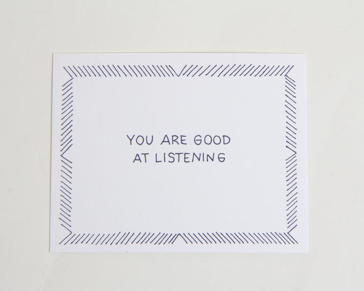 you make everything better - 56 compliment cards