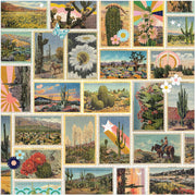 painted desert - 500 piece puzzle
