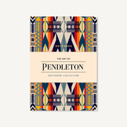 the art of pendleton notebooks - set of 3