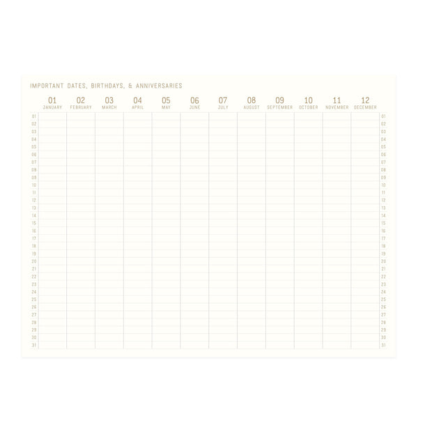 17 month vegan leather 2020-21 monthly planners