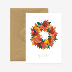 beautifall card