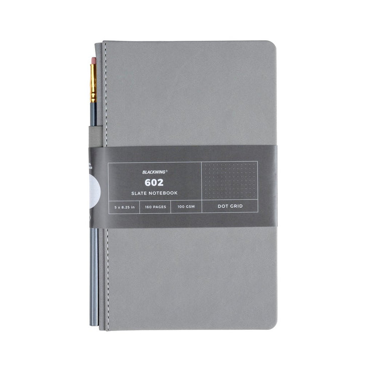 blackwing 602 slate journal dot grid