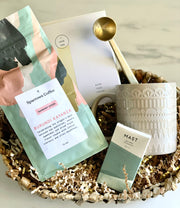 I LOVE YOU MORE THAN COFFEE: gift set