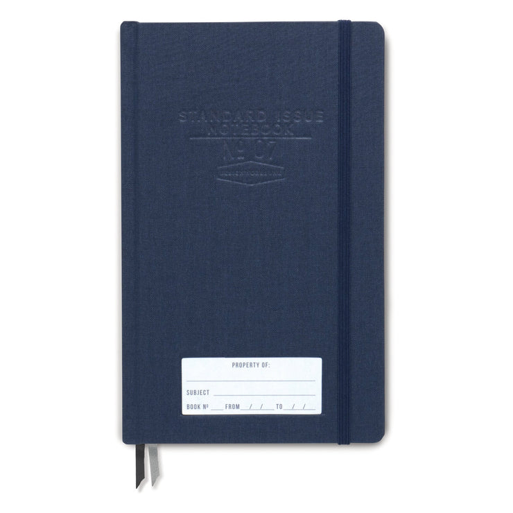 standard issue bookcloth classic bound dot grid