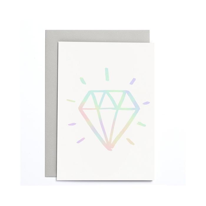 diamond small card