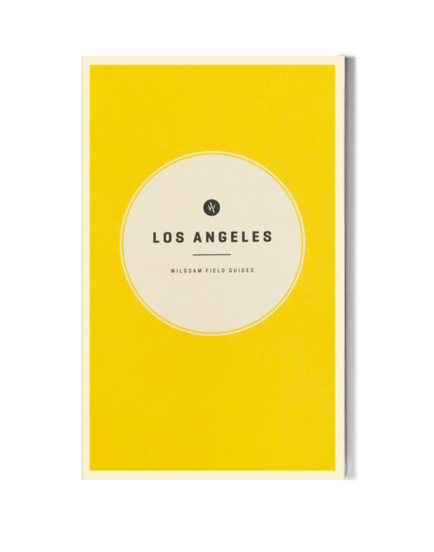 california & los angeles field guides
