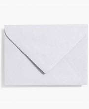 luxe grey cotton stationery - various sizes
