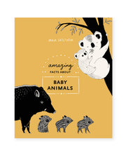 amazing facts about baby animals book