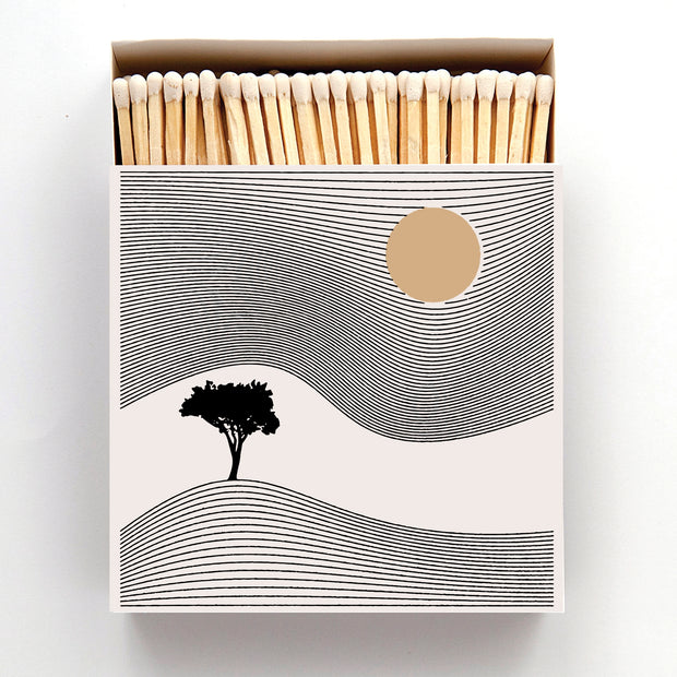 matchboxes - various styles