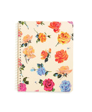 rough draft notebook - coming up roses